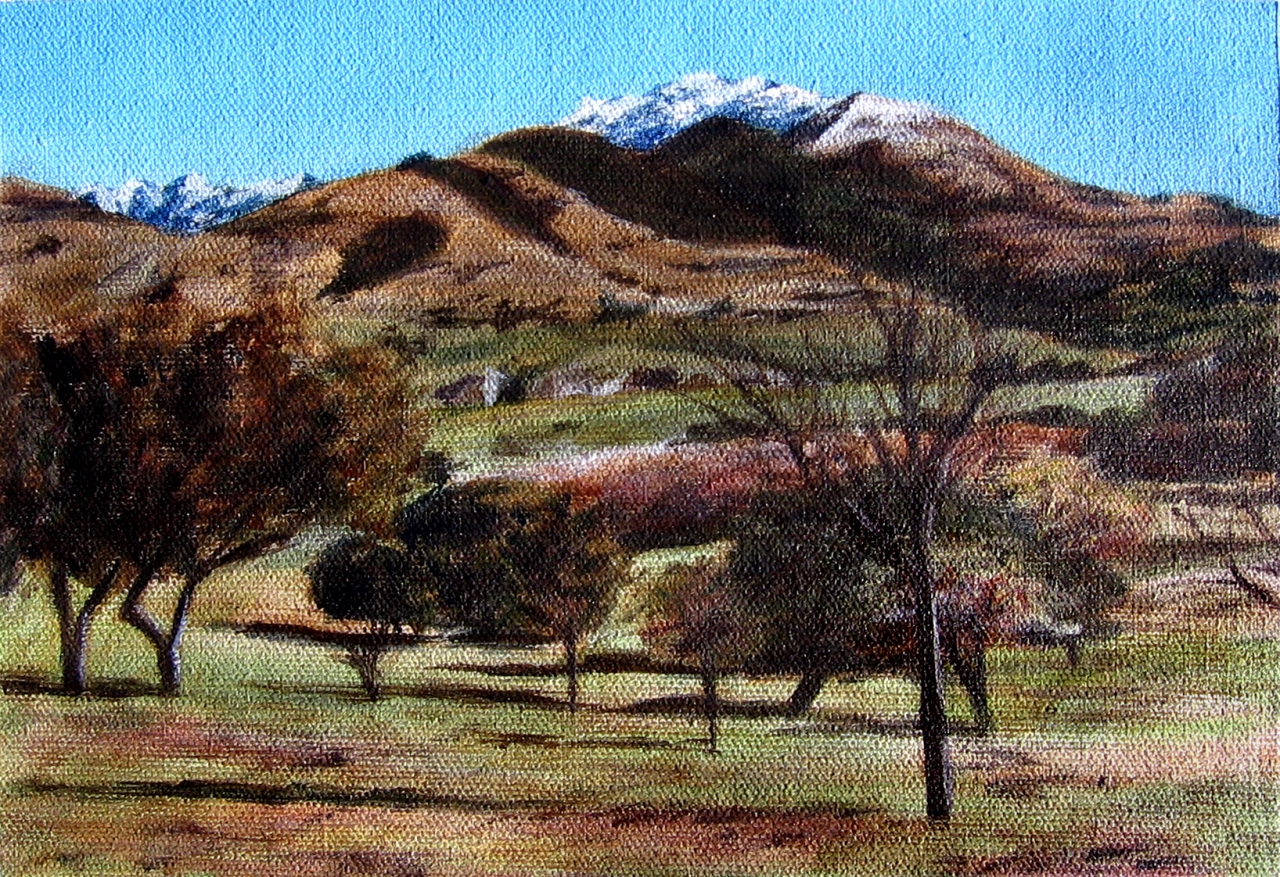 Our Foothills