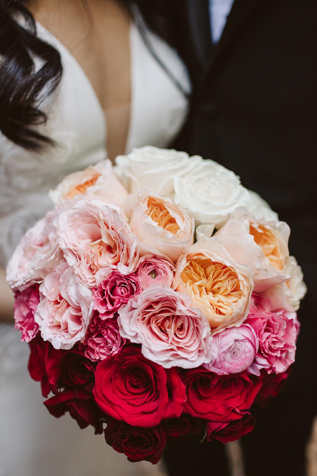 How I Designed My Bridal Bouquet (Designing Wedding Flowers: Part1/3)